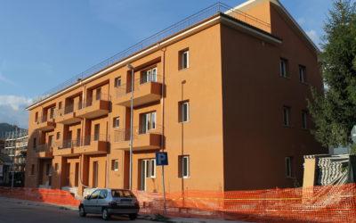 """Condominio """"Palazzina 11"""",   Ristrutturazione Post Sisma 2009 L'Aquila"""
